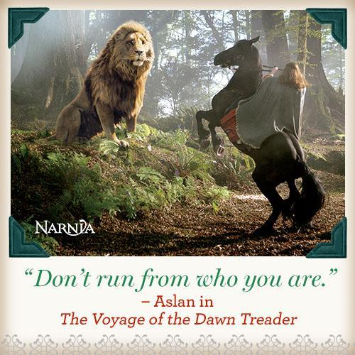 New Year's Resolutions from Aslan