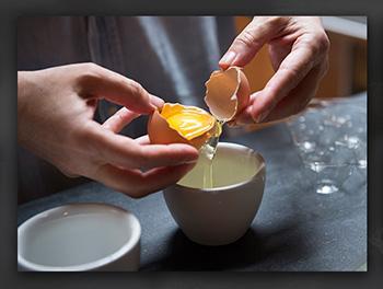 Narnia Recipes: English Omelette eggs