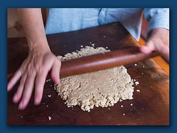 Narnia Recipes: Oatcakes roll
