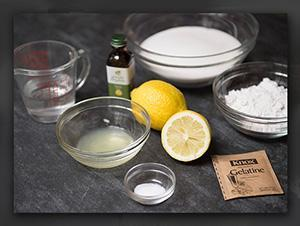 Narnia Recipes: Turkish Delight Ingredients